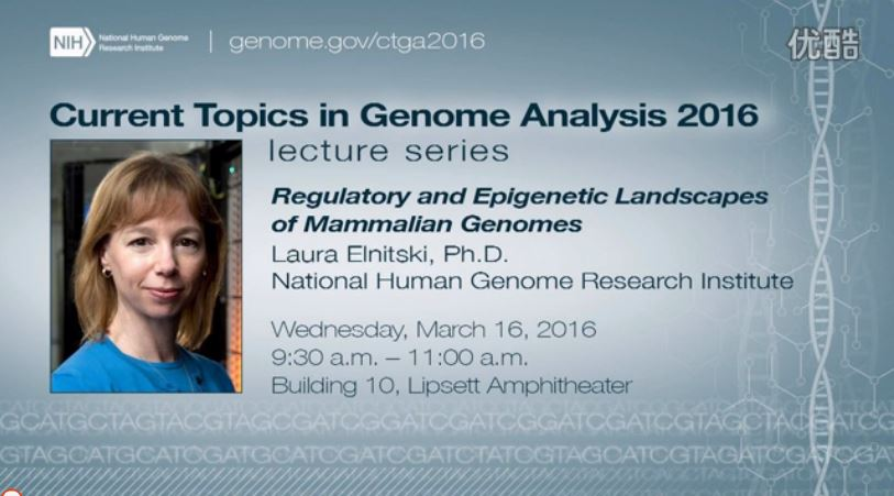 Regulatory and Epigenetic Landscapes of Mammalian Genomes图