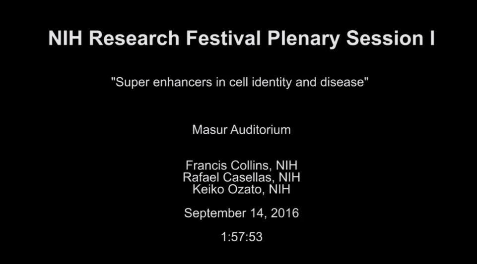 超级增强子在细胞身份和疾病中的功能图