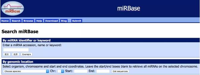 等了四年,miRBase 22 终于来了!图