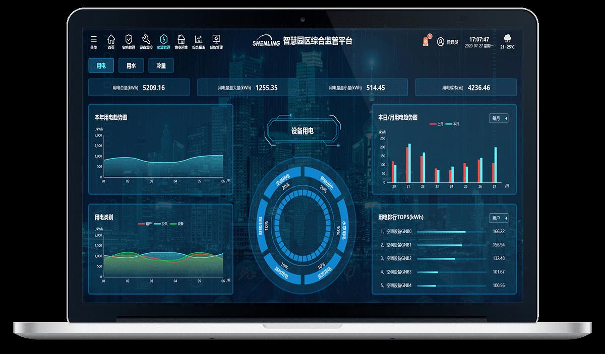 智慧能源管理平台