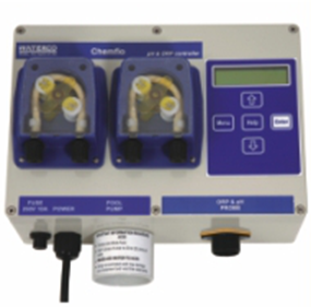 ChemFlo PH&ORP水质监控投加仪(双泵)
