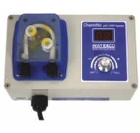 ChemFlo 酸或氯投药器(单泵)